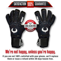Renegade GK Eclipse Assault Goalkeeper Gloves Guarantee banner