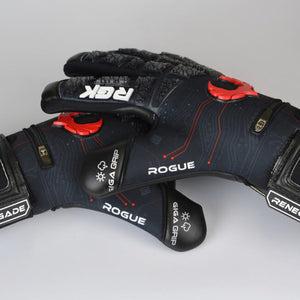 Renegade GK Rogue Quantum Keeper Gloves Stacked