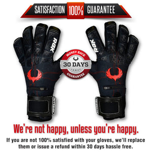 Renegade GK Rogue Quantum Goalkeeper Gloves Guarantee banner