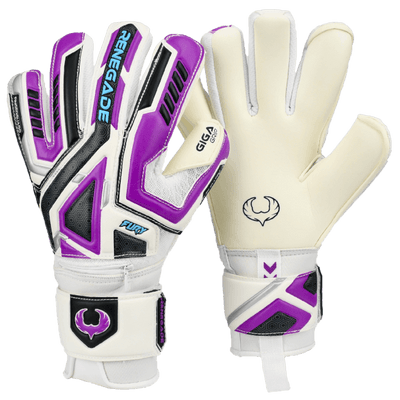 Renegade GK Fury UV2 Gloves Backhand and Palm View