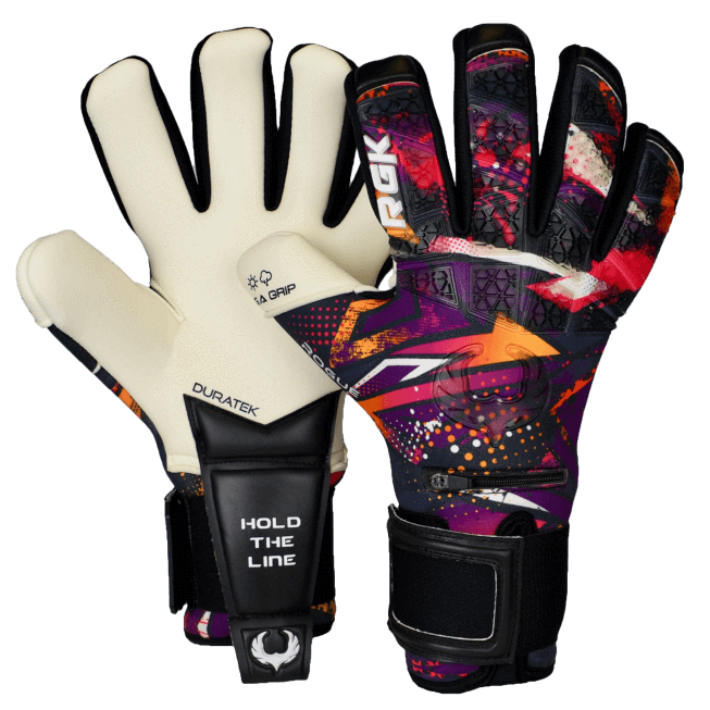 Renegade GK Rogue Slash Gloves Backhand and Palm View