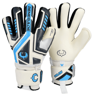 Renegade GK Talon Cryo Gloves Backhand and Palm View
