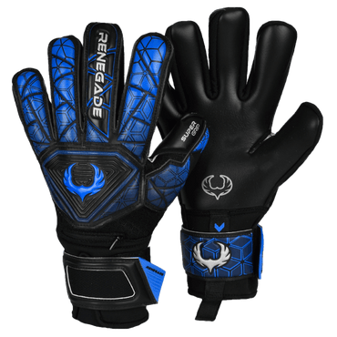 Renegade GK Vortex Shadow Gloves Backhand and Palm View