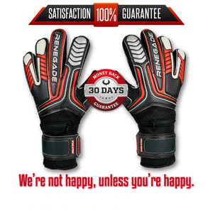 Renegade GK Vulcan Raze 30 Day Satisfaction Guarantee