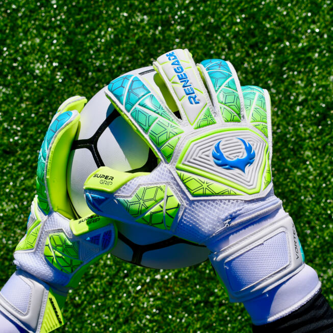 Vortex Wraith Goalkeeper Gloves Field Image
