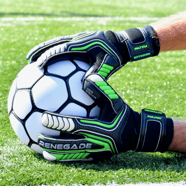 Vulcan Abyss Goalkeeper Gloves Field Image