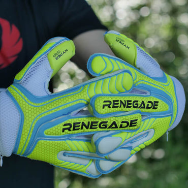 Vulcan Surge Goalkeeper Gloves Field Image