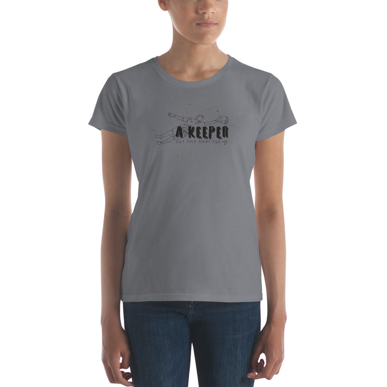 Limited Keeper Women's Short Sleeve Tee