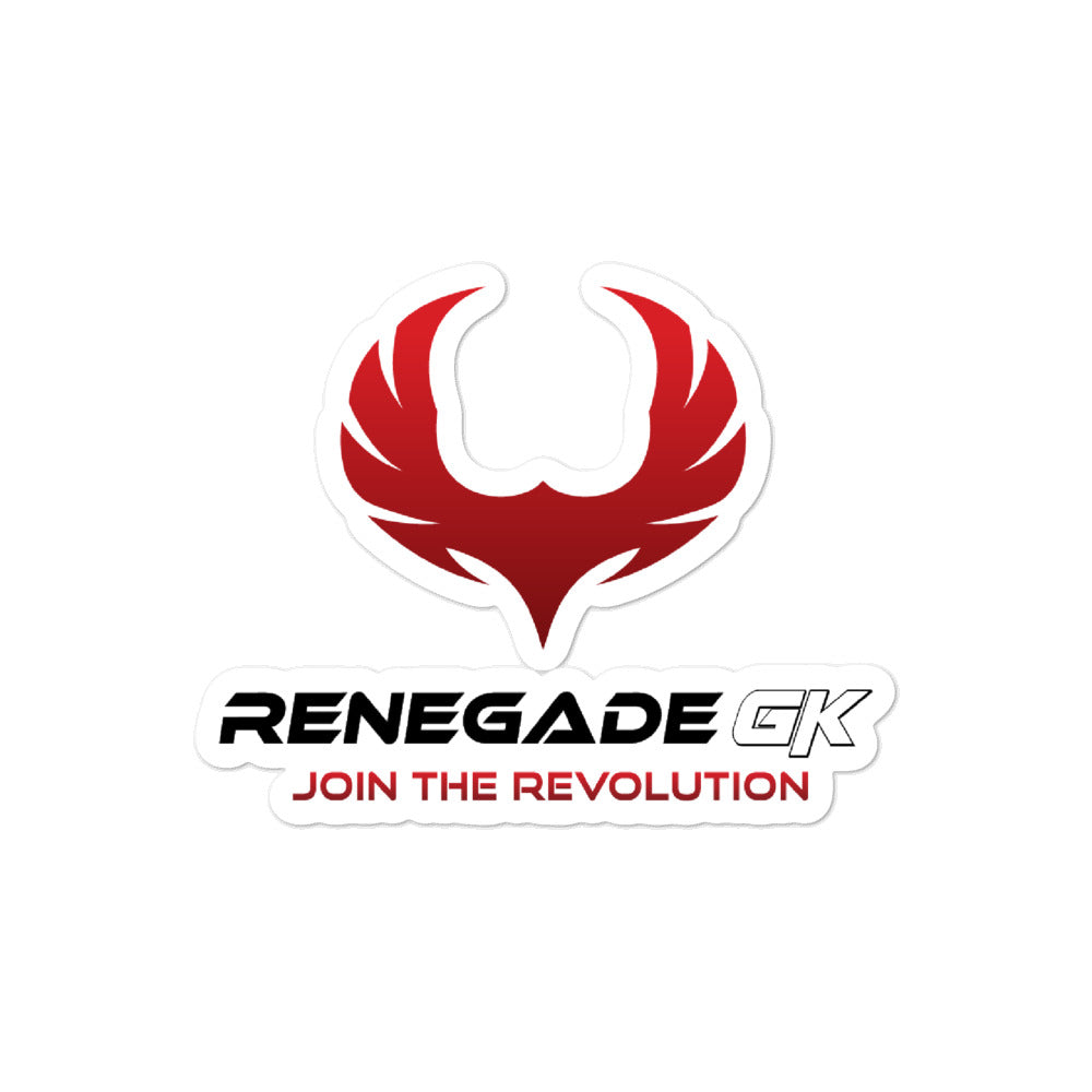 Team Renegade stickers