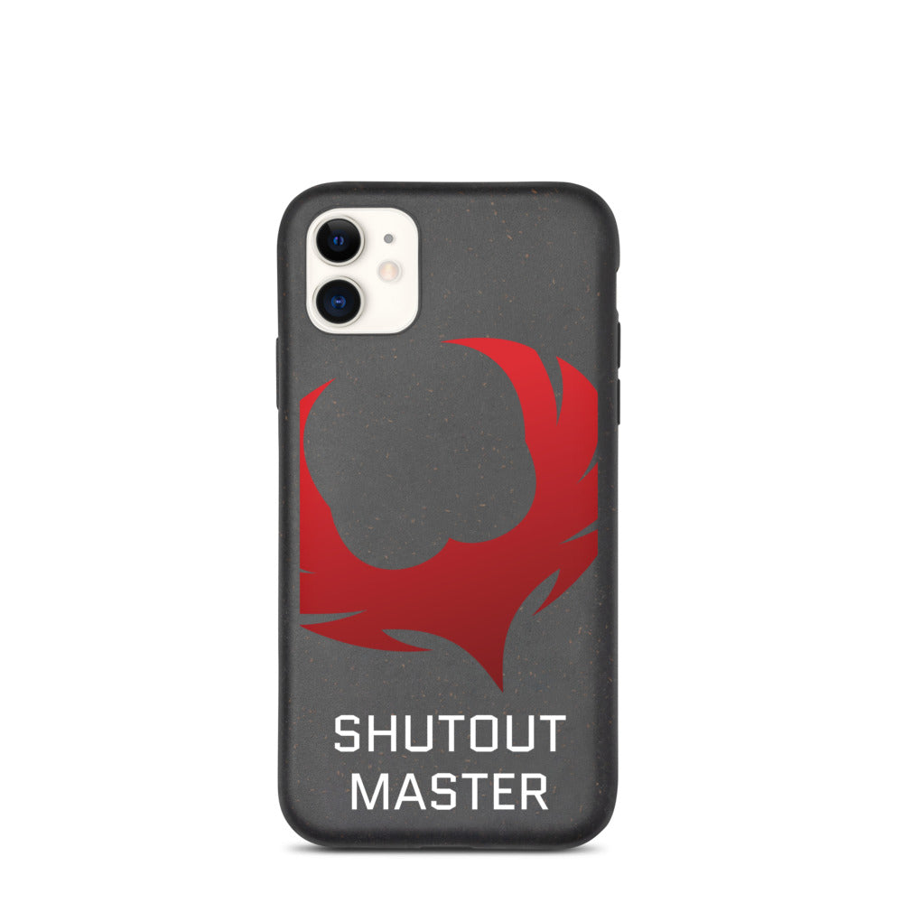 Shutout Master - Biodegradable iPhone Case