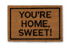 you're home sweet doormat