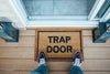 trap door mat