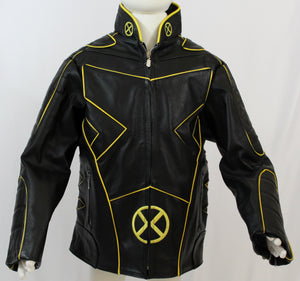 Boys X-men-Inspired Leather Jacket - Princess for a Day Costumes