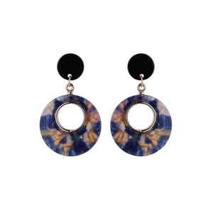 Geraci Earrings - Violet Black Jewellery