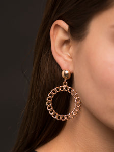Brooklyn Earrings - Violet Black Jewellery