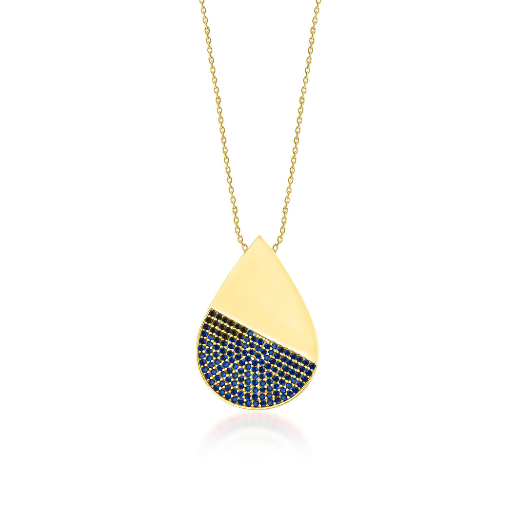 Pacific Blue Necklace