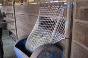 Freedom Feeder 6-Flake Extended Day/2-String Bale Net, slow feeder