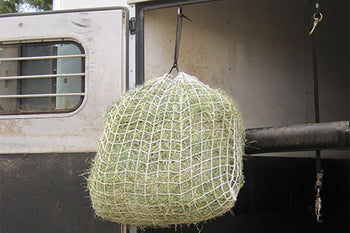 Freedom Feeder 2-Flake Trailer/Mini Hay Net, slow feeder