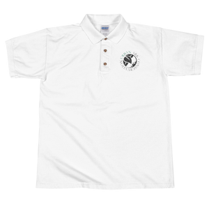 Men's Embroidered Polo Shirt- Logo Collection