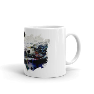 Abronia watercolor mug- Conservation Collection