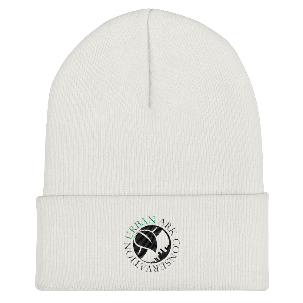UAC logo embroidered beanie- Logo Collection