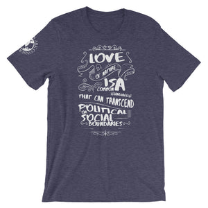 Love of Nature Short-Sleeve Unisex - Conservation Collection