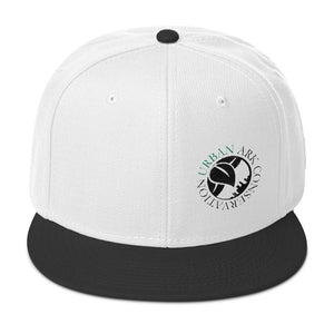 UAC logo side snapback hat- Logo Collection