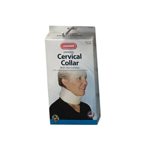 LEADER CERVICAL COLLAR - MENCO MEDICAL SERVICES