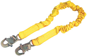 SchockWave2 Shock-Absorving Lanyards Snap Hook Both Ends - MENCO MEDICAL SERVICES