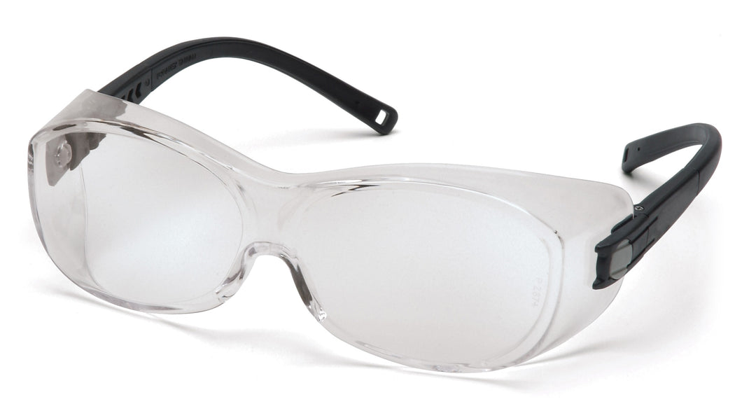 OTS Clear Lens Safety Glasses - MENCO MEDICAL SERVICES