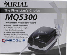 Battery Nebulizer System All-In-One - MENCO MEDICAL SERVICES