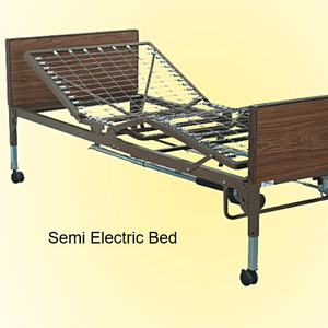 Century Bed T2020 Semi Electric