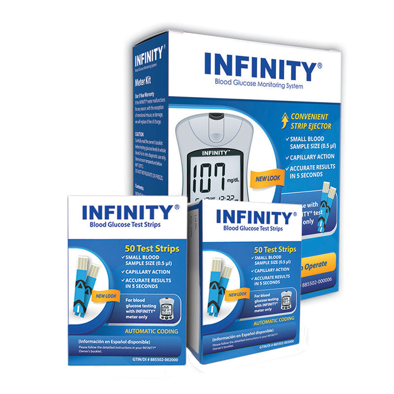 Infinity Blood Glucose Monitoring System