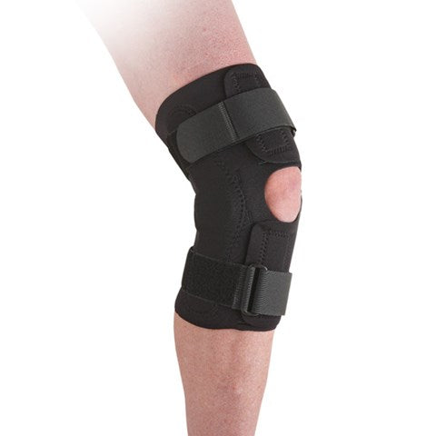 X-Large Neoprene Wraparound Hinged Knee Support 16 - 17