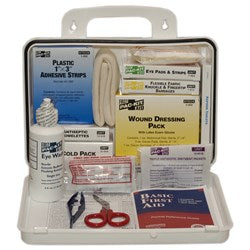 ANSI Plus First Aid Kit (25 Person)