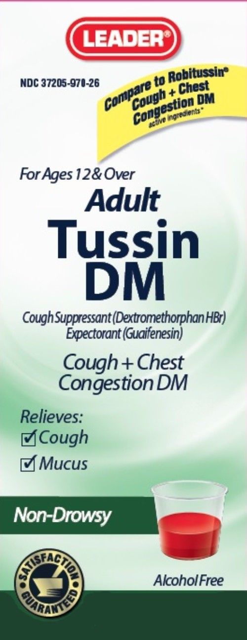 Adult Tussin DM - MENCO MEDICAL SERVICES
