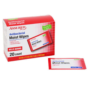 Antibacterial Moist Wipes - MENCO MEDICAL SERVICES