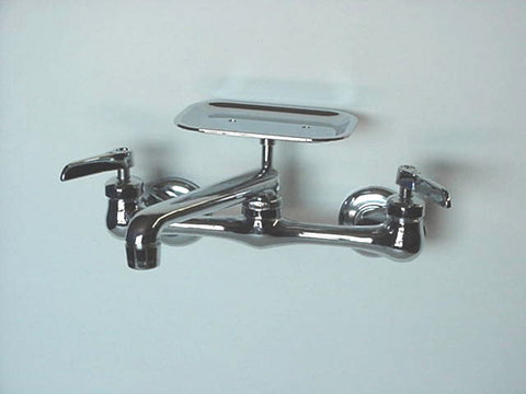 2106 Series: Kitchen Faucet Wall Mount