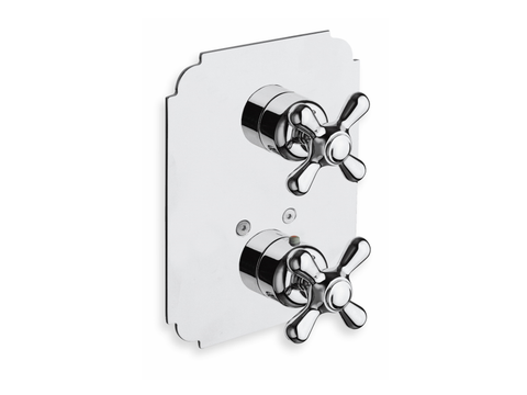 Impero Series Concealed 2 Way Shower Valve