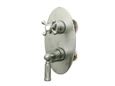 Liberty - Concealed 3-Way Shower Mixing Valve