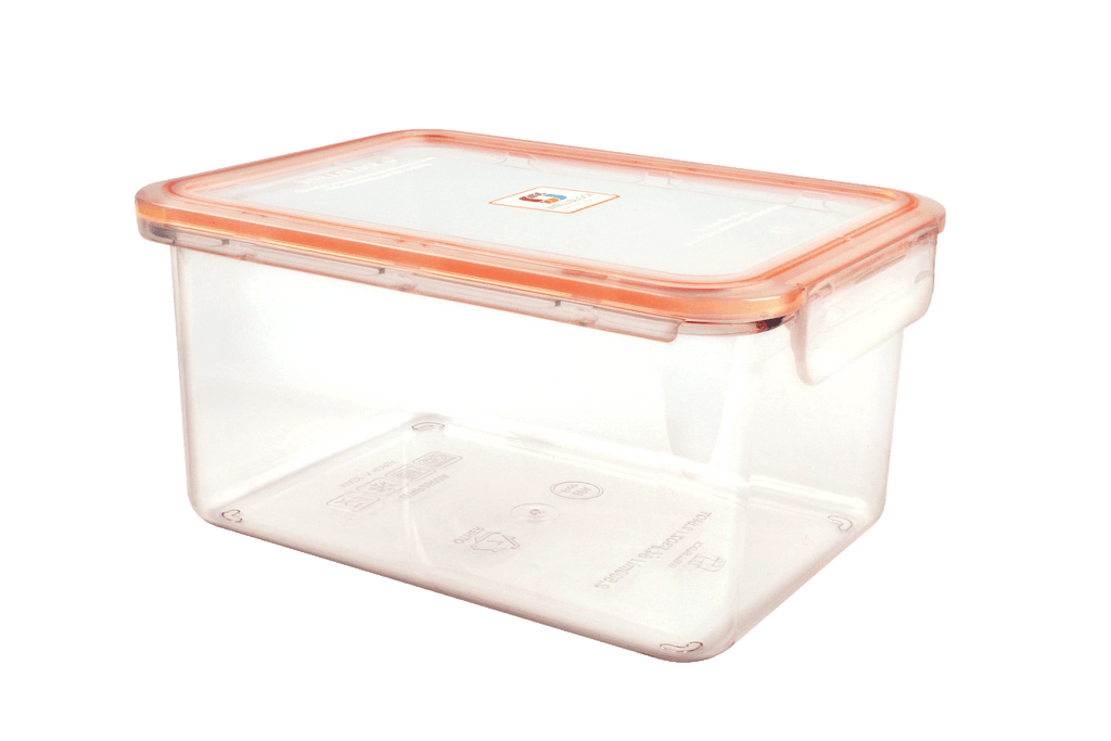 Wellslock 10.58 cups Locking Food Storage Containers with Lid - Wellslock