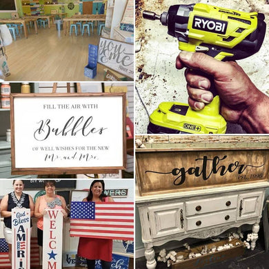12/20/2018 (1:00pm) Pick Your Project $35-$75 (Atlantic Beach)