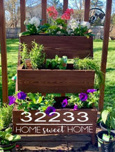 3 Tiered Planter Boxes (Atlantic Beach)