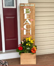 'Hammer @ Home' 4 Ft Porch Planters  (Atlantic Beach)