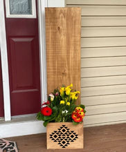 08/08(2:00pm) 4 Ft Porch Planters Workshop (Atlantic Beach)