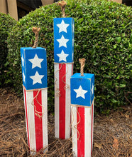 06/13/2019 (1:00pm) Americana Wood Sign Workshop $35-$65 (Atlantic Beach)
