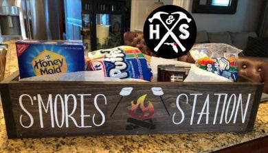 08/07/2020 (2:00pm) S'mores Station Workshop (Atlantic Beach)