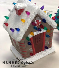 'Hammer @ Home'  Ceramic Christmas in Quarantine  (Atlantic Beach)