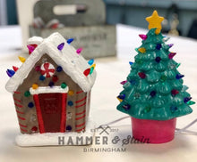 10/09/2019 (6:00) Ceramic Christmas Tree Workshop (Atlantic Beach)