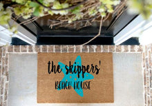 10/26/2020 (6:00pm) Doormat Workshop (Atlantic Beach Arts Market)